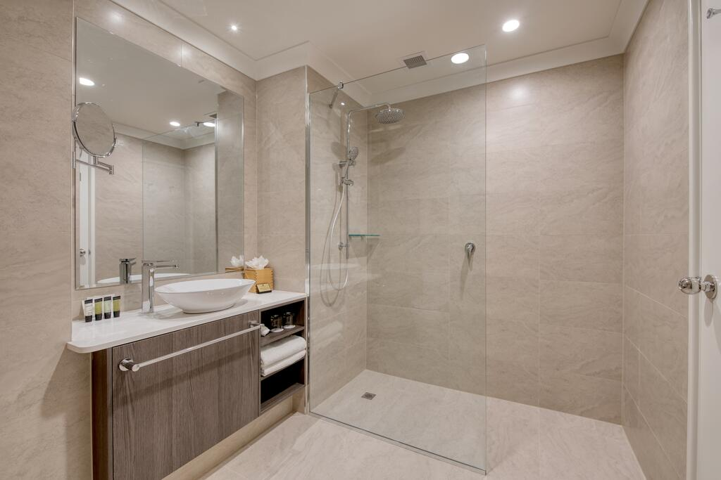 designer bathroom perth